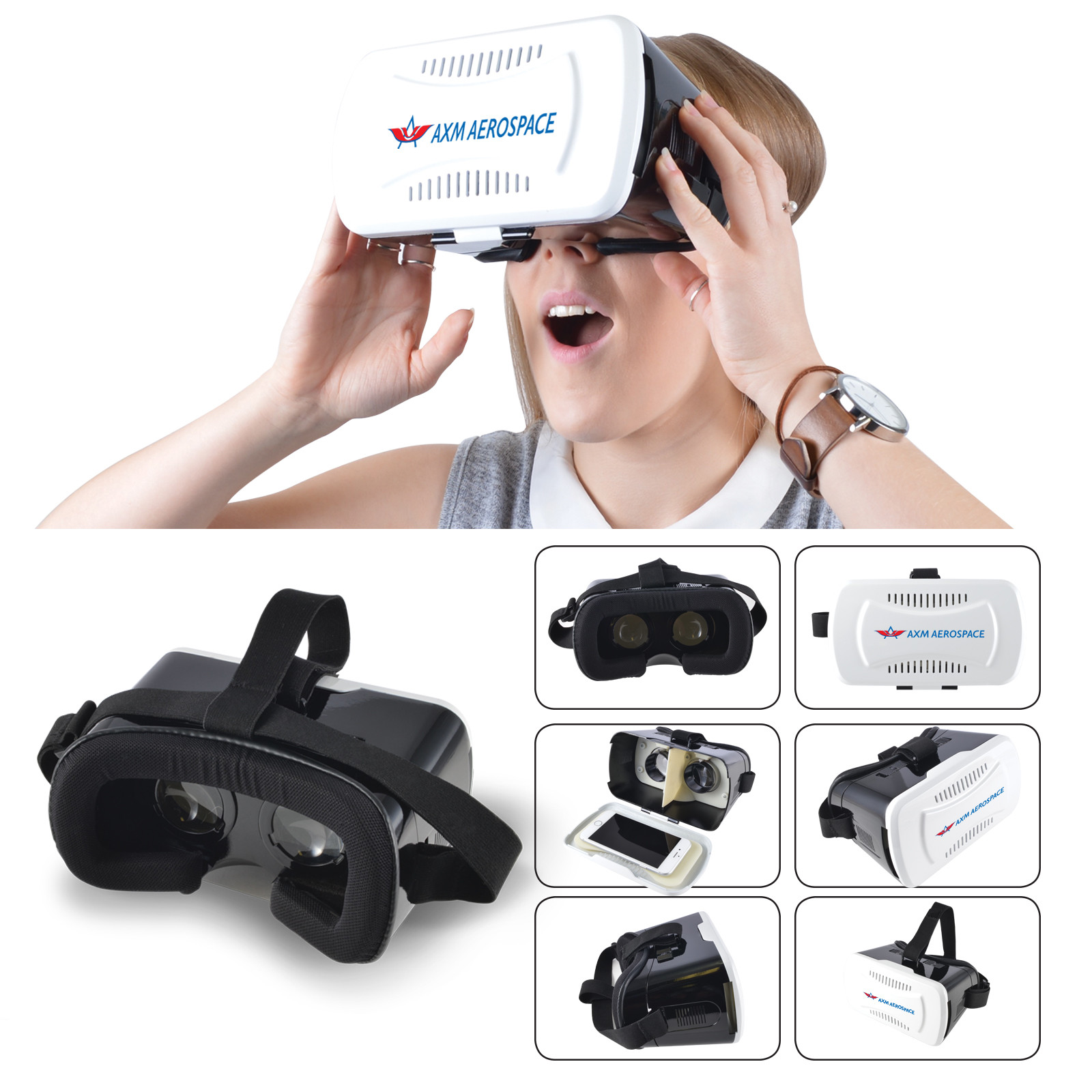 Promotional Product Virtual Reality 3D Headset