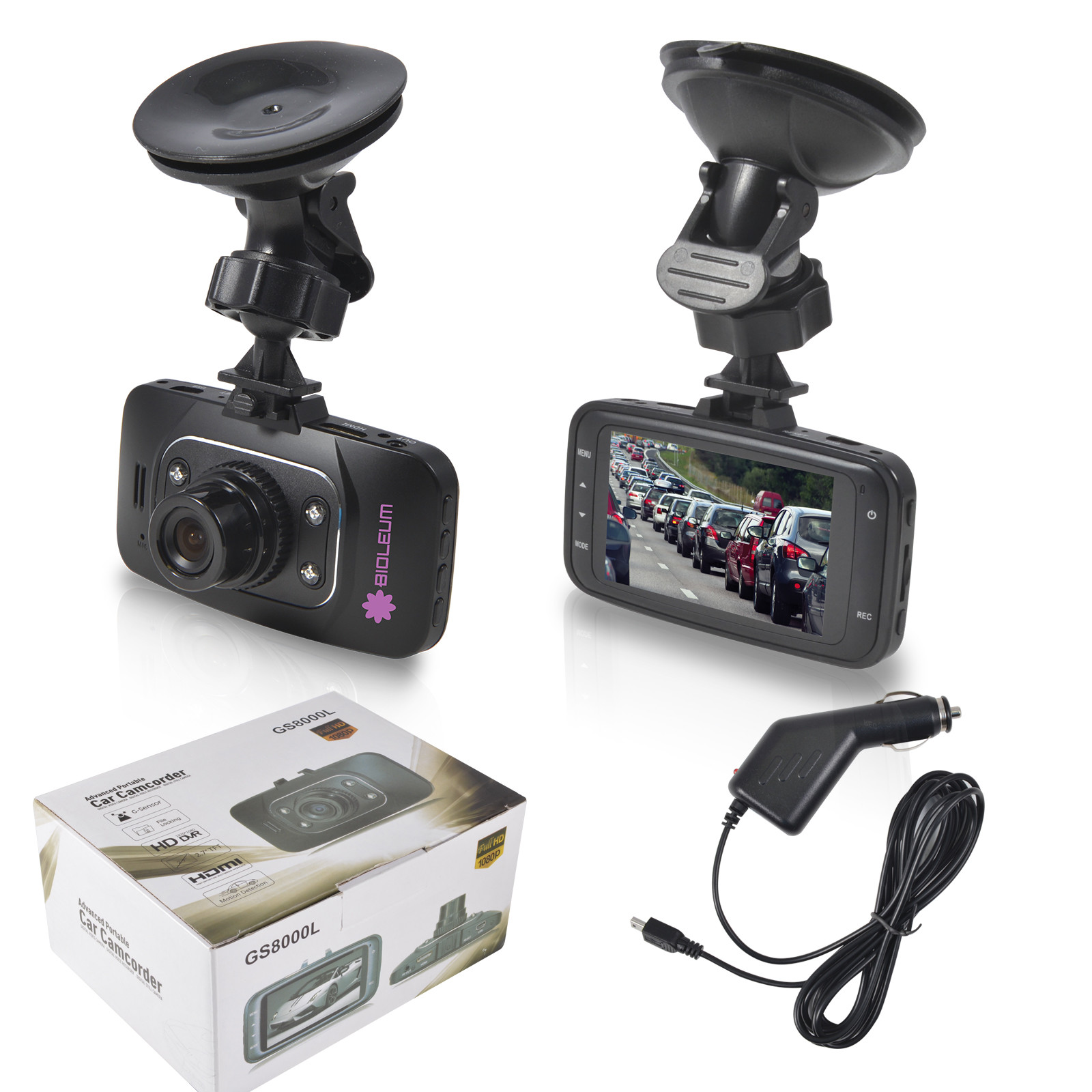 Promotional Product Vista Dash Camera 720HD
