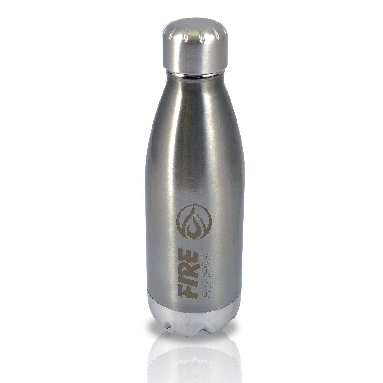Promotional Product Stainless Steel Drink Bottle - 400ml