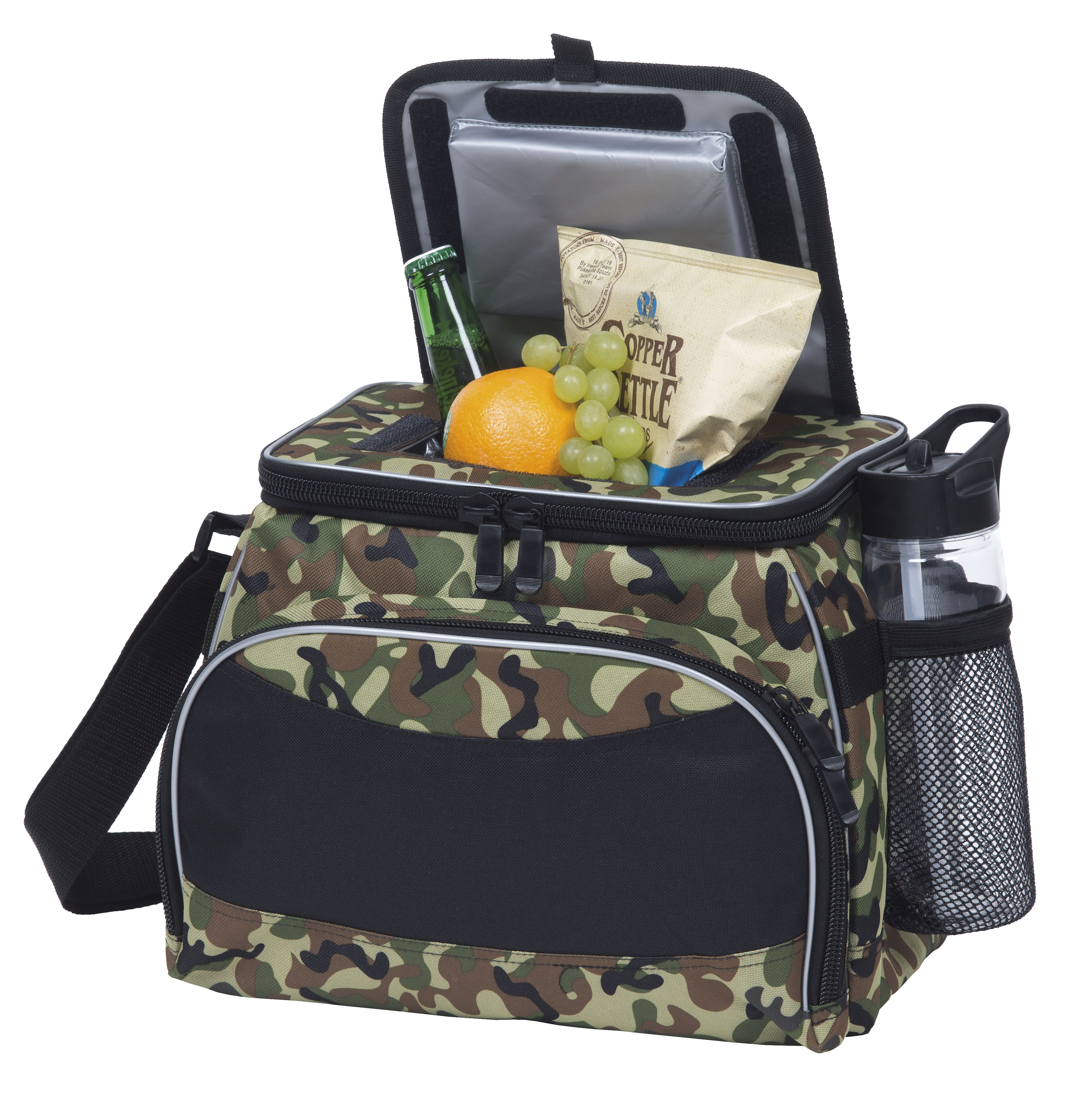 Promotional Product A WILD CAMO COOLER