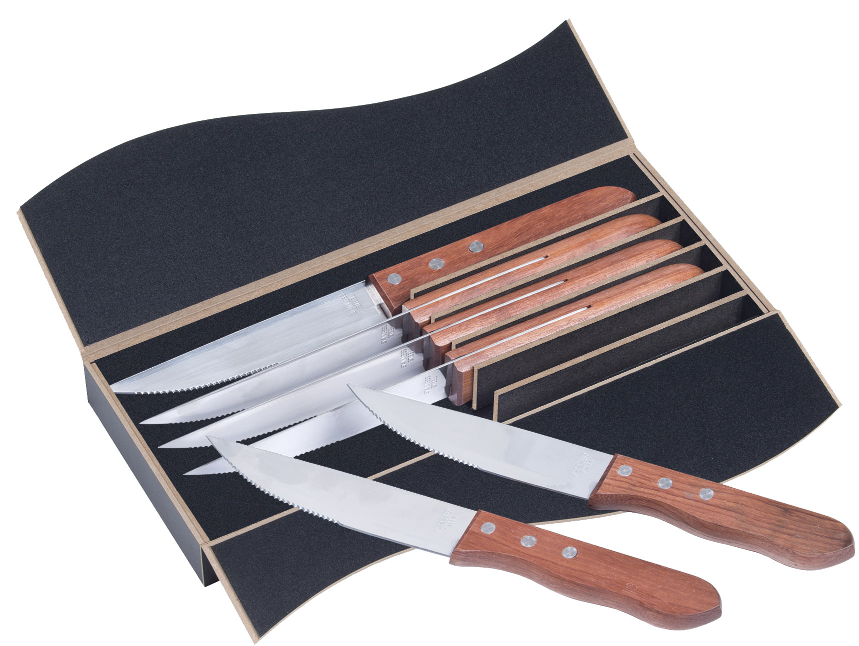 Promotional Product STEAK KNIFE 6 PCS SET