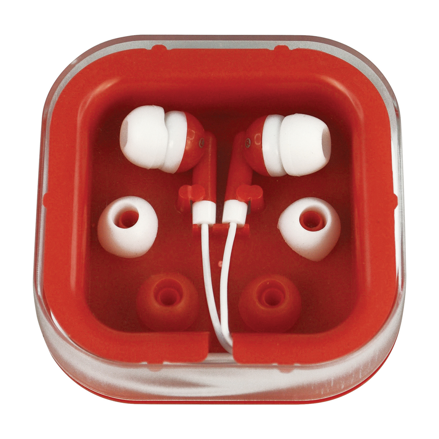 Promotional Product Bubble Ear Buds