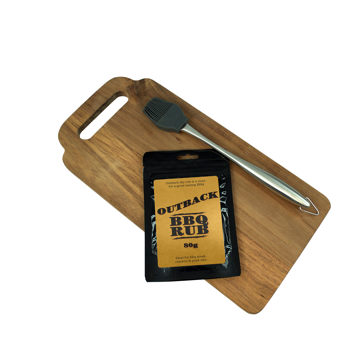 Promotional Product Outback Spice & Board Set