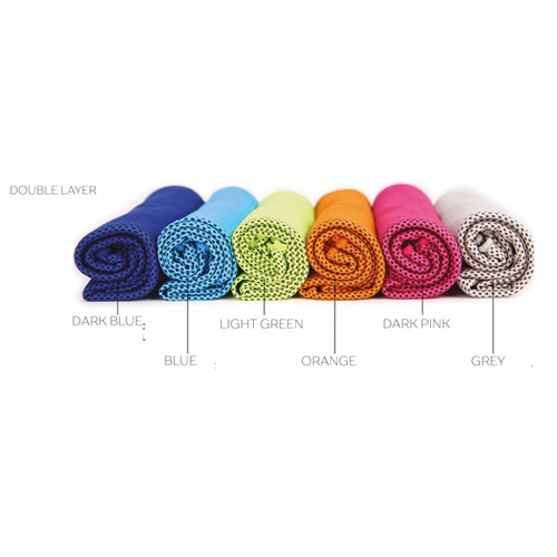 Promotional Product COOLING TOWEL Double Layer