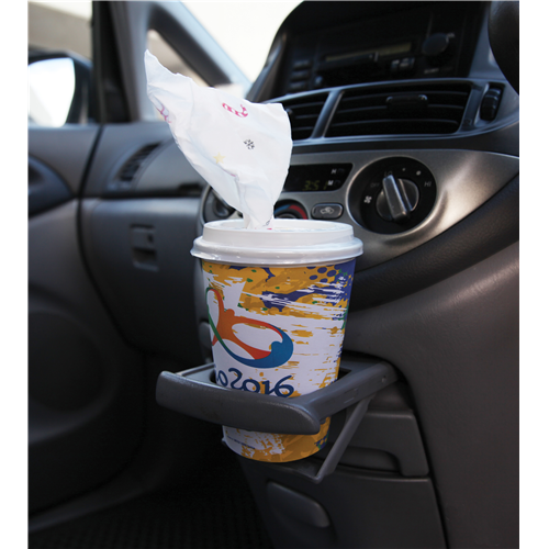 Promotional Product CAR CUPHOLDER TISSUE