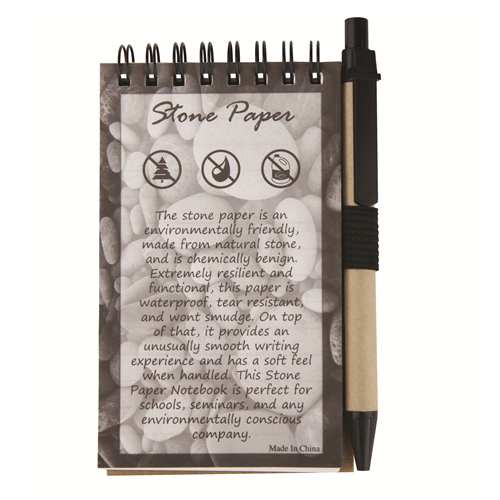 Promotional Product STONE PAPER NOTEBOOK