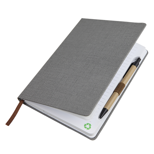Promotional Product A5 TEXTURED PU NOTEBOOK