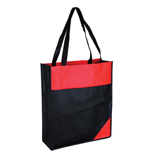Promotional Product NON WOVEN BAG WITH MIX COLOUR