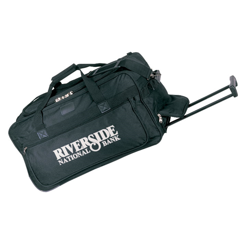 Promotional Product ROLLING DUFFLE BAG