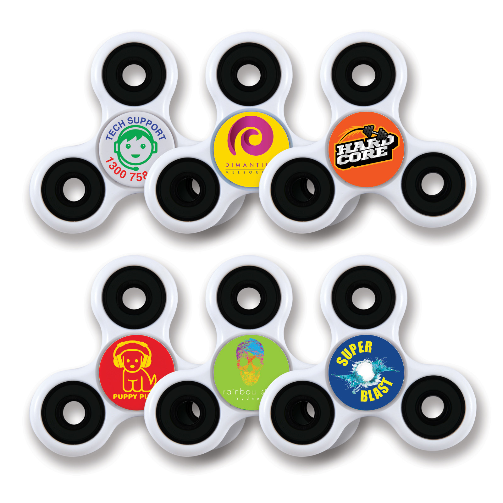 Promotional Product Full Colour Spinner