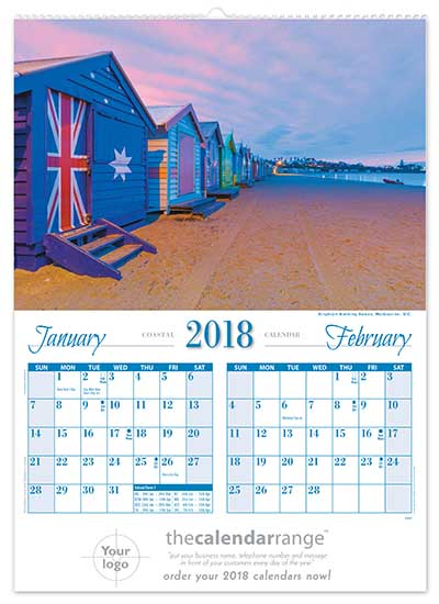 Promotional Product Themed Calendars