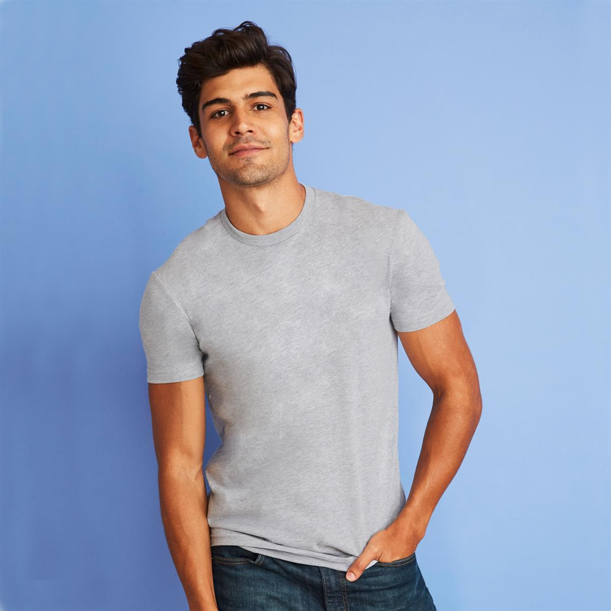 Promotional Product Men's Cotton Crew