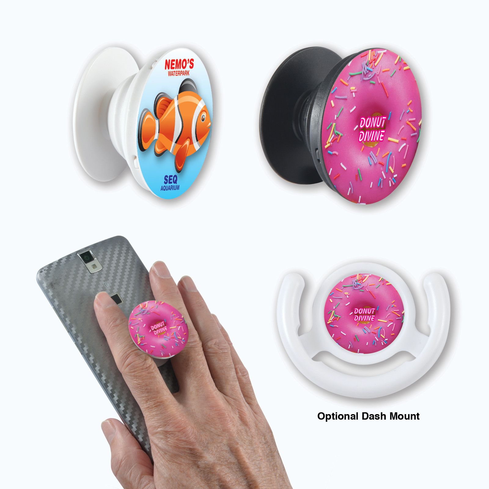 Promotional Product Phone Pop Grip
