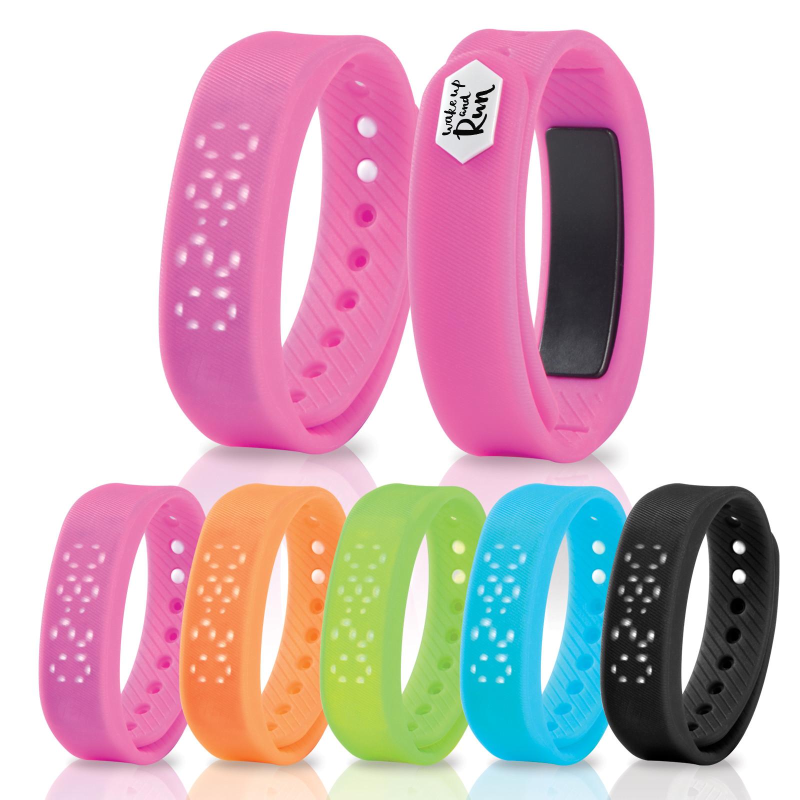 Promotional Product Stride Pedometer Bracelet