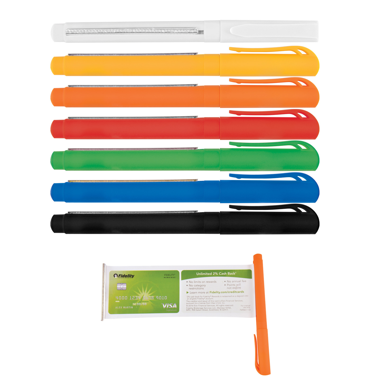 Promotional Product Cargo Banner Pen