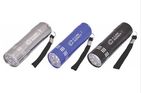 Promotional Product Beacon Mini Torch
