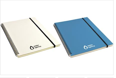 Promotional Product Calypso A4 Notebook