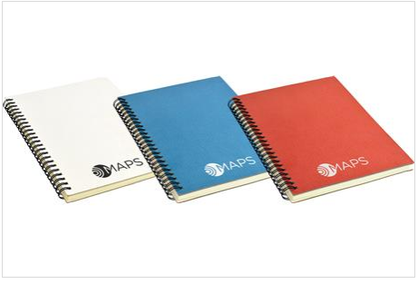 Promotional Product Calypso A5 Notebook