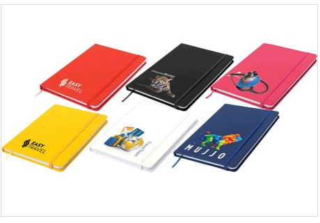 Promotional Product Carnival A5 Notepad