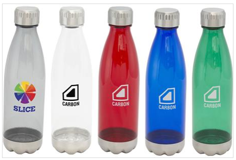 Promotional Product Chicago Water Bottle