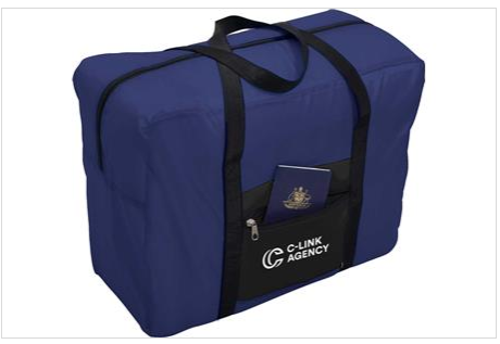 Promotional Product Emergency Travel Bag
