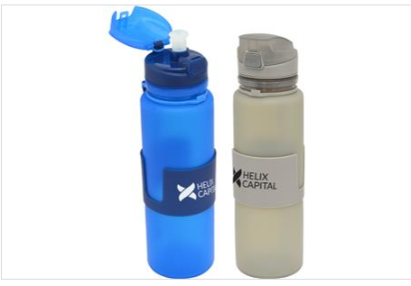 Promotional Product Flexo Water Bottle