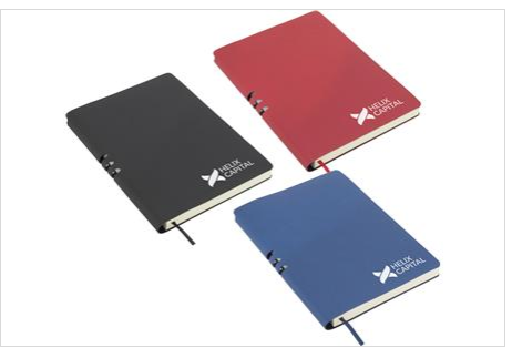 Promotional Product Havana A5 Notebook
