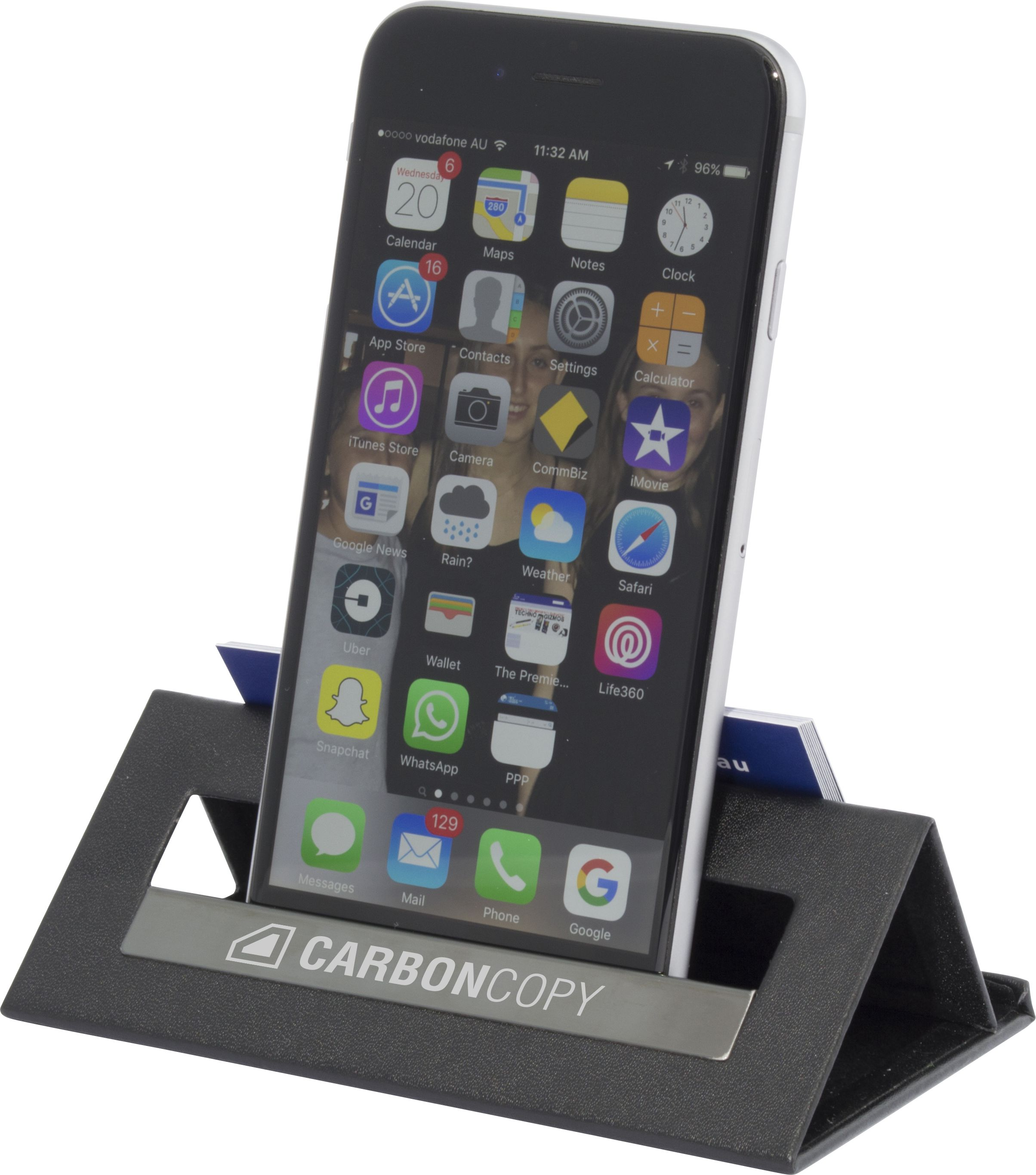Promotional Product New York Phone & Card Holder