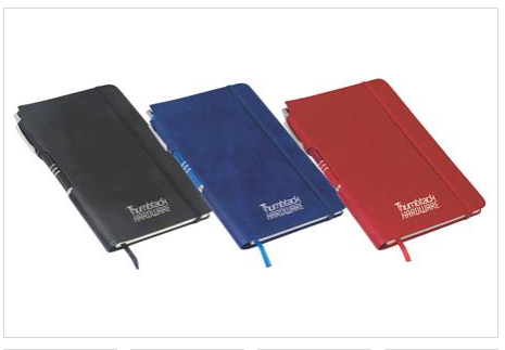 Promotional Product Philadelphia A5 Notebook