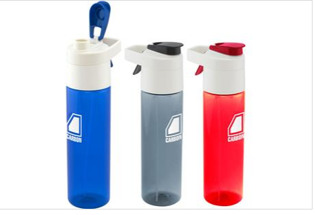 Promotional Product Sip & Spray Water Bottle