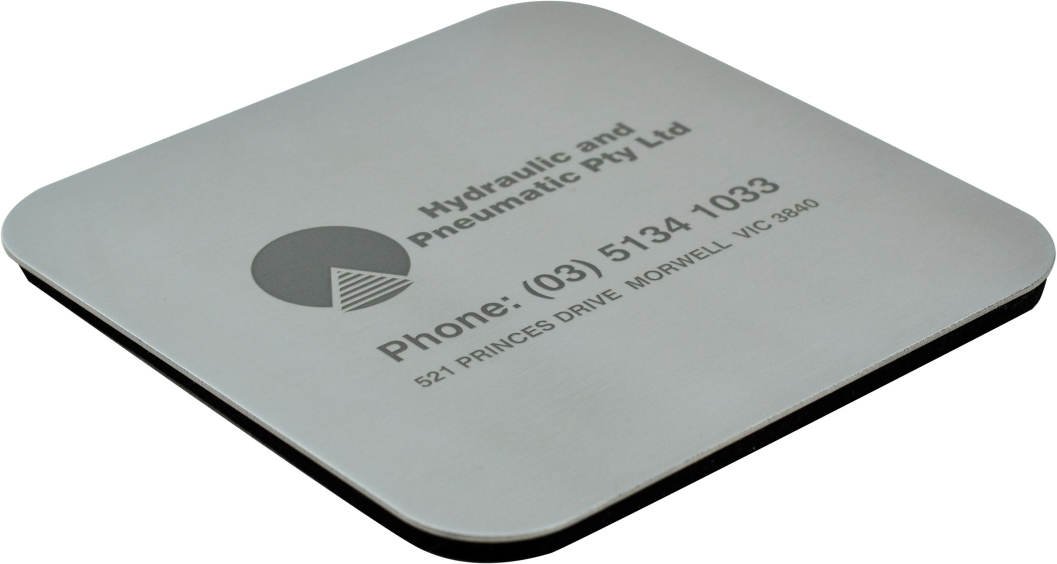 Promotional Product Strata Coaster - Individual