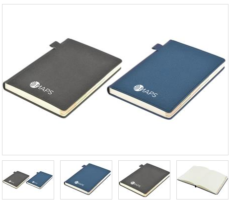 Promotional Product Tab Deluxe A5 Notebook