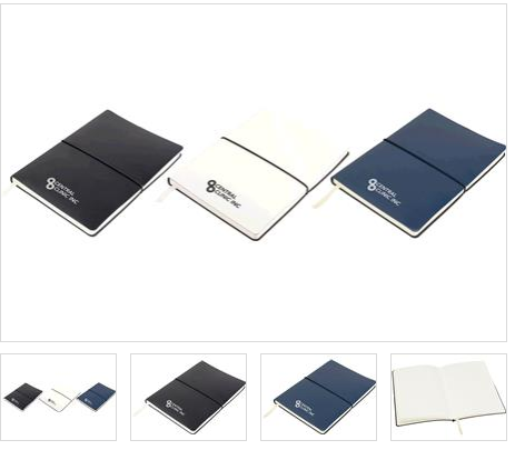 Promotional Product Tango A5 Notebook