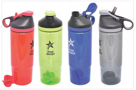 Promotional Product Trio Water Bottle