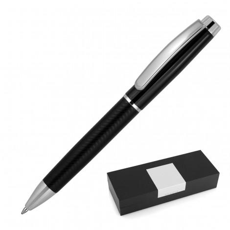 Promotional Product Pattern Black Metal Ballpoint Pen