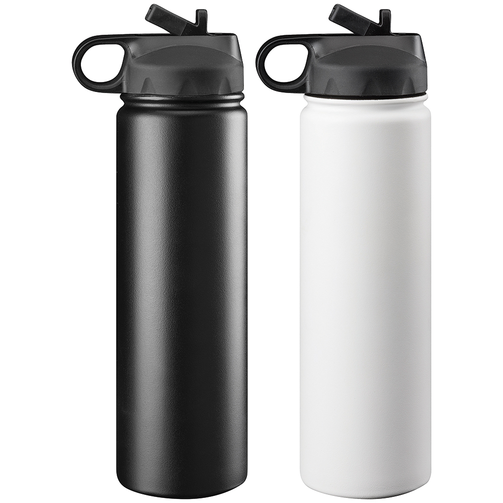 Promotional Product Trekk™ Double Walled Stainless Drink Bottle