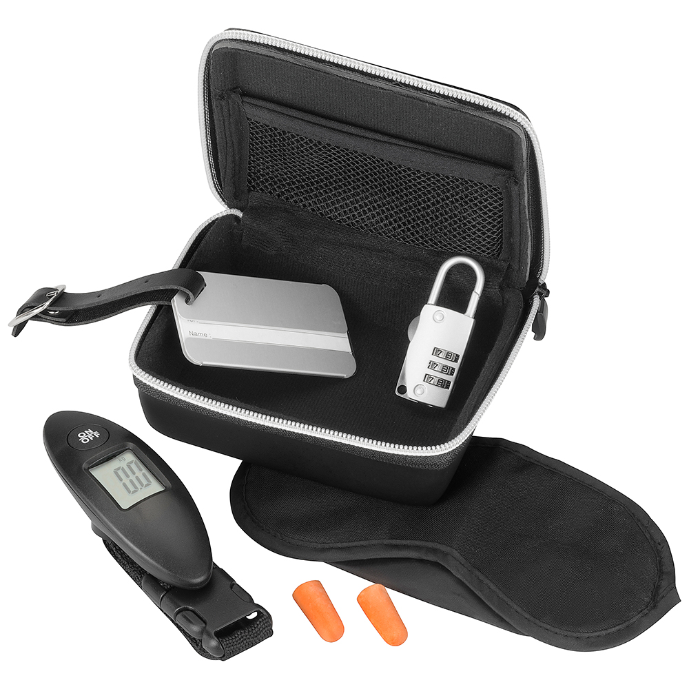 Promotional Product Travel Buddy Set