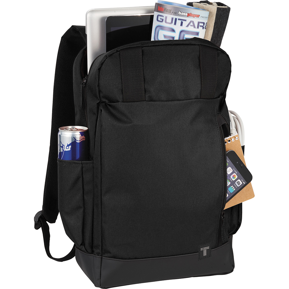 Promotional Product Tranzip 15 inch Computer Day Pack