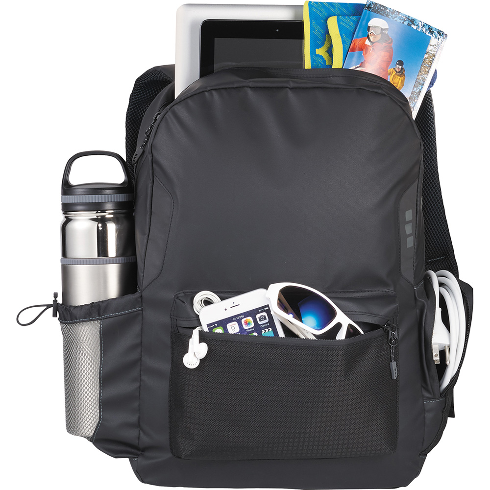 Promotional Product Elevate Ridge 15 inch Computer Backpack