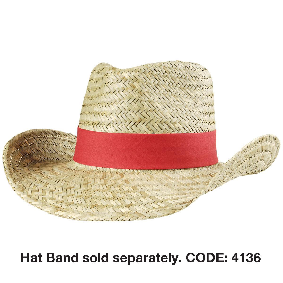 Promotional Product Cowboy Straw Hat