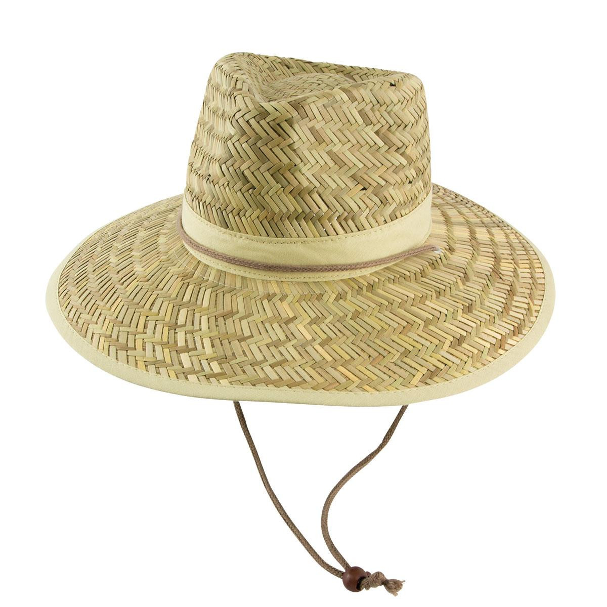 Promotional Product Straw Hat W/Toggle