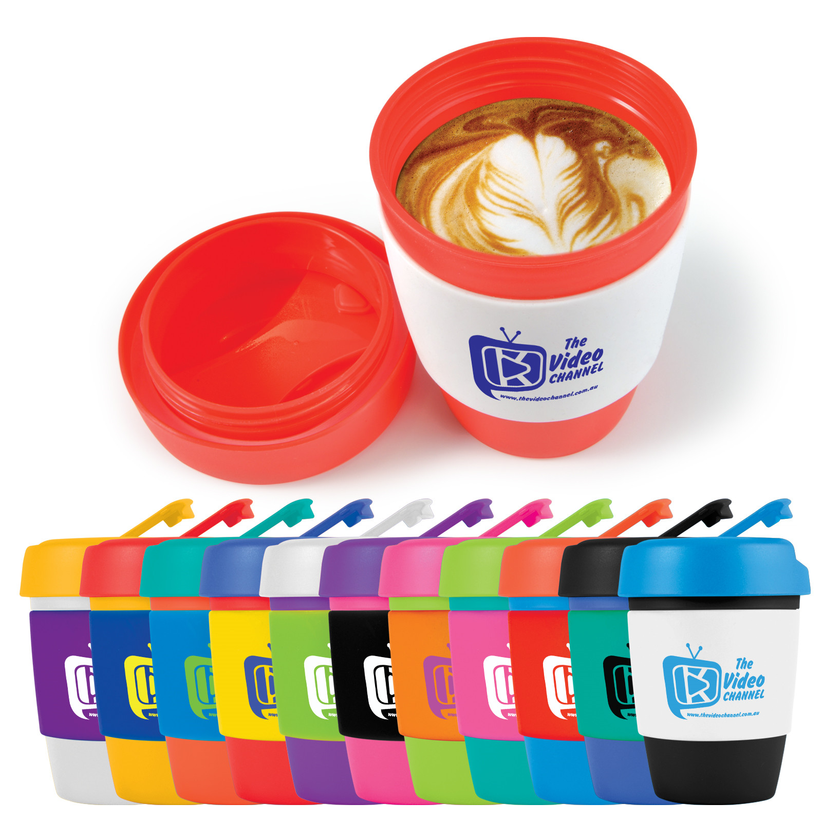 Promotional Product Kick Coffee Cup