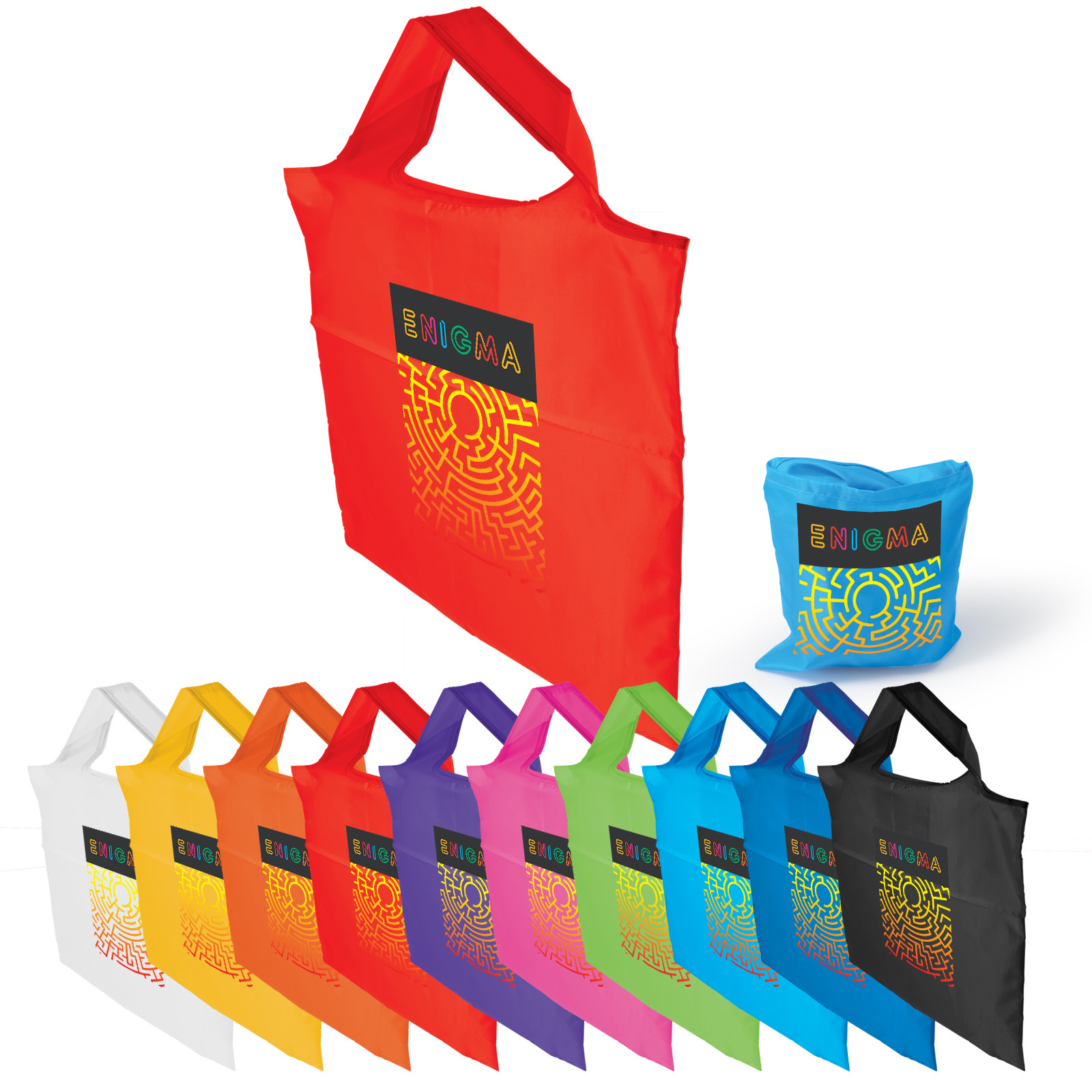 Promotional Product Savvy Recycled PET Bag