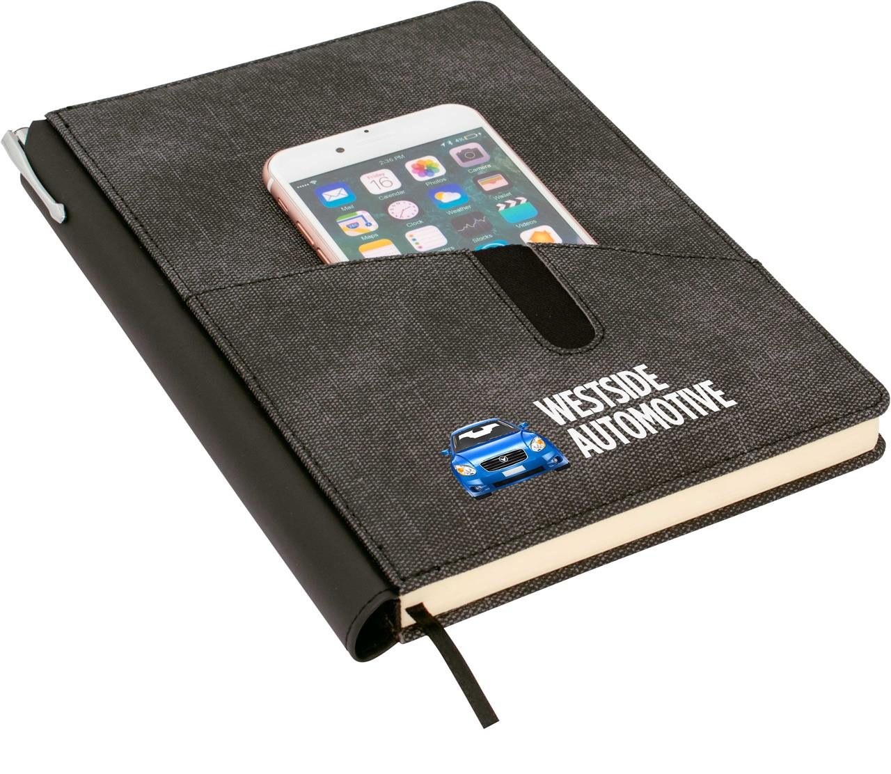 Promotional Product Calgary A5 Notebook