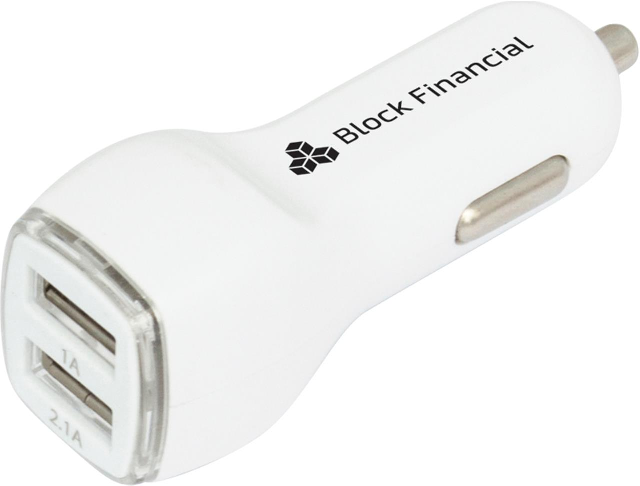 Promotional Product Dual USB Car Charger