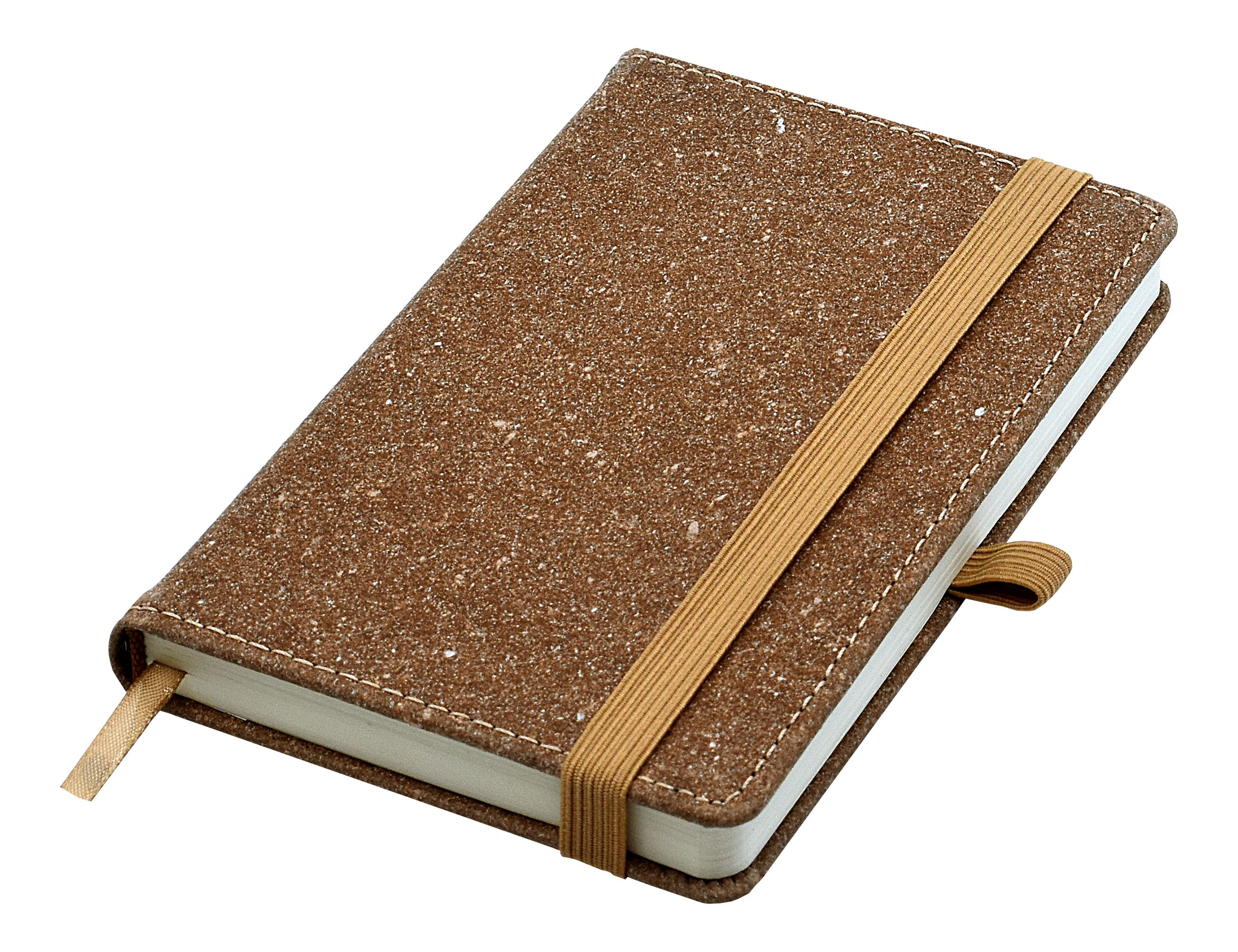Promotional Product Italiano Bonded Leather Notebook A6