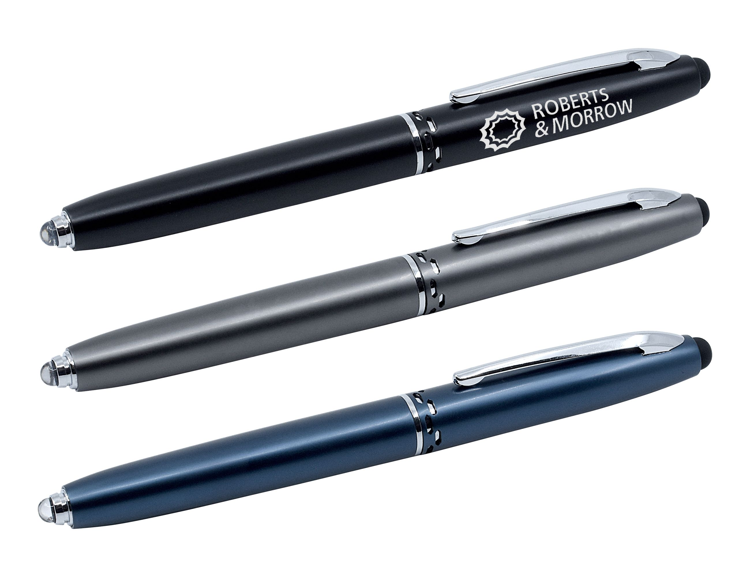 Promotional Product Lux Stylus Pen & Torch