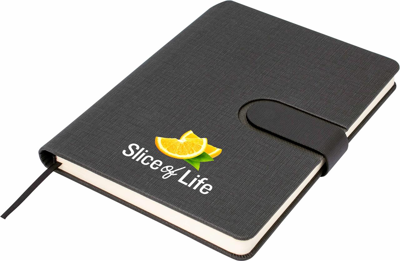 Promotional Product Montreal A5 Notebook