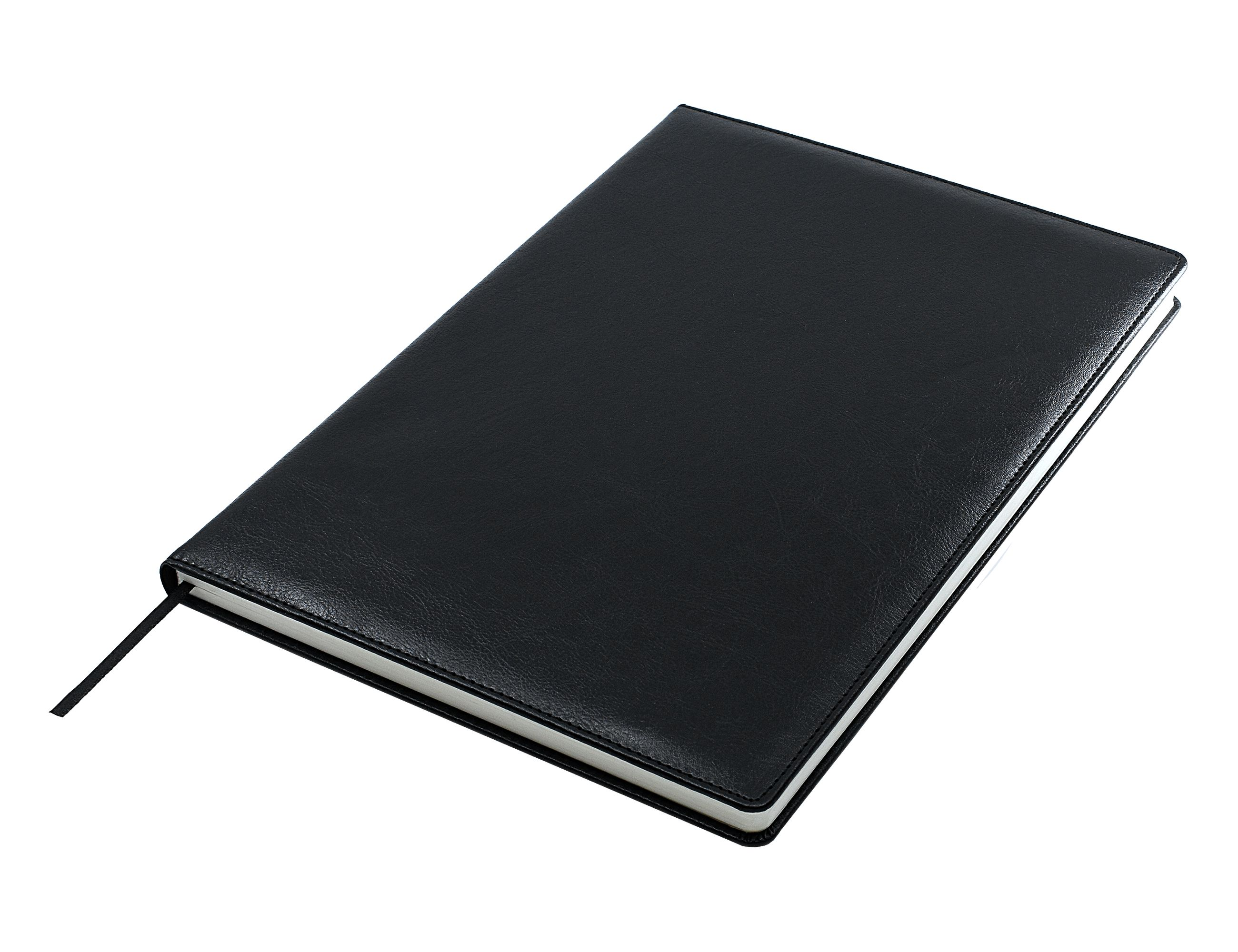 Promotional Product Pinnacle A4 Notebook, Black