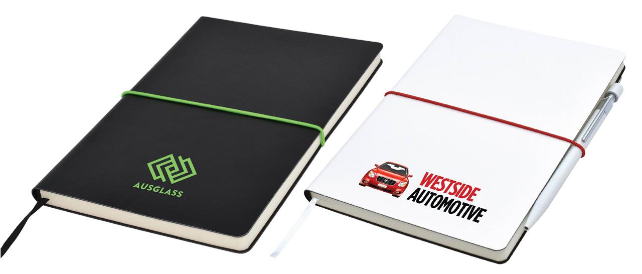 Promotional Product Tango Plus A5 Notepad